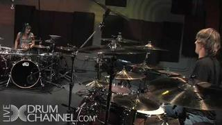 Yael & Ray Luzier's Mad Battle on DC LIVE