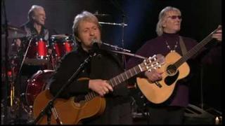 YES Acoustic - Soundcheck (Steve Howe, Alan White, Jon Anderson, Chris Squire, and Rick Wakeman)