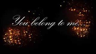 You Belong to Me by Jason Wade lyrics.