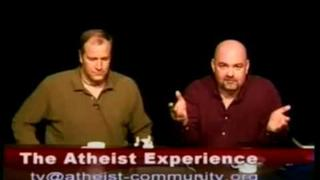 You Cannot Be Moral And Good Without God! - The Atheist Experience