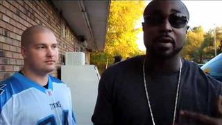 Young Buck and Lion from the Lake talking about the future.mov