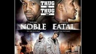 young noble & hussein fatal - Hella Bars