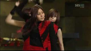 YouTube- [HD] After School - Because of You live