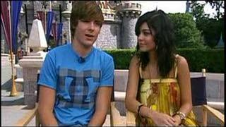Zanessa The Hot Hits Interview