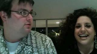 Zev and Marissa get Ready for Hairspray!!! (Prequel)