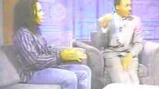 Ziggy Marley - Look Who's Dancing @ Arsenio Hall 1989