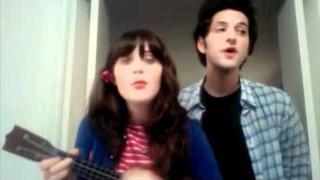 Zooey Deschanel & Ben Schwartz- Tonight You Belong to Me