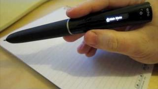 Zork and Tic-Tac-Toe on a Livescribe Pen