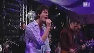 zpěvák Stéphane