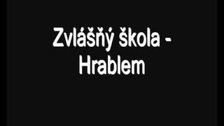 Zvlášňý škola Hrablem