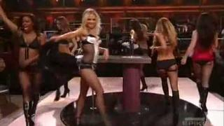 ZZ Top with Carmen Electra