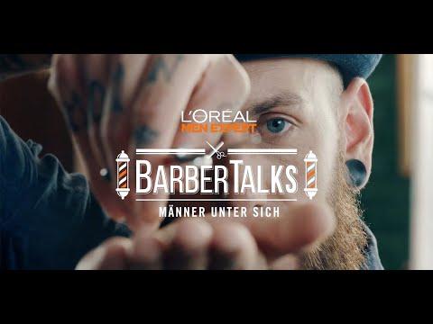 Barber Talks Männer unter sich Nik Xhelilaj