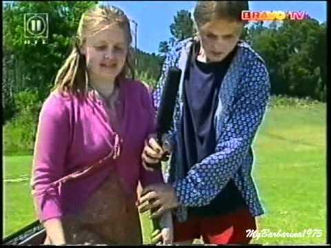 Barby Kelly ~ Spielt Golf ;-) [TV]