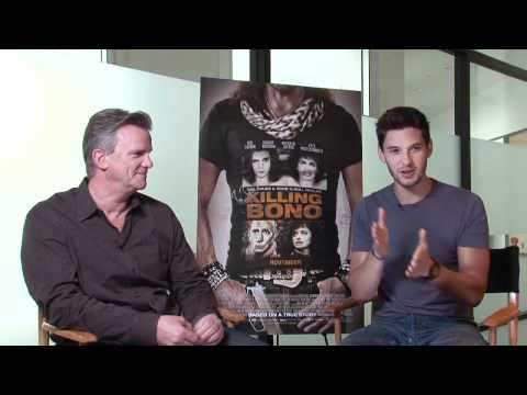 EXCLUSIVE VIDEO: Ben Barnes and director Nick Hamm talk 'Killing Bono'