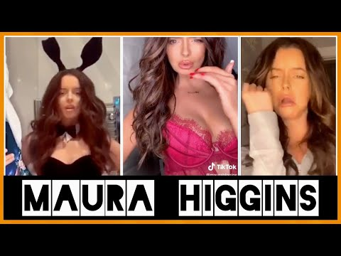 Here's Why Maura Higgins TikToks Are UNREAL