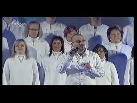 Hymna ČR - SILVESTR NA NOVĚ 2008