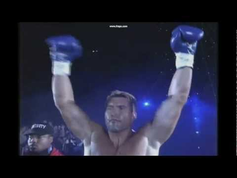 JEROME LE BANNER - Legend kickboxer (highlights)