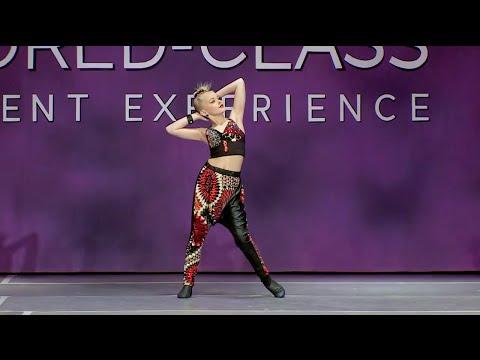 Jojo Siwa FULL solo 'Fancy' | Dance Moms Season 5 Episode 13