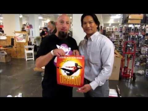 Los Angeles Comic Book & Sci - Fi Convention - Jason Scott Lee - 6/5/16