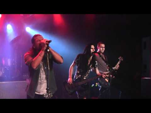 "Pop Evil - ""Hero"" live @ McGuffy's in Dayton, OH w/ Nick Fuelling on guitar - 04/04/2012"