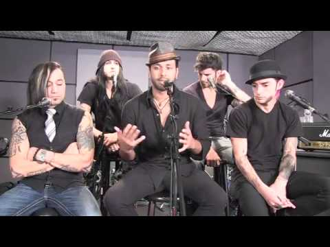 Pop Evil - Interview (Last.fm Sessions)