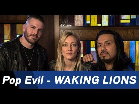 "Pop Evil - ""Waking Lions"" UNPLUGGED @ROCK ANTENNE"