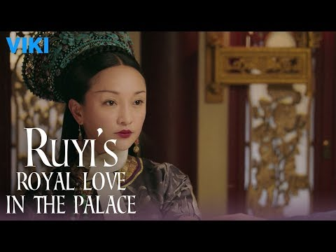 Strong Independent Woman Zhou Xun | Ruyi's Royal Love in the Palace - EP81 [Eng Sub]