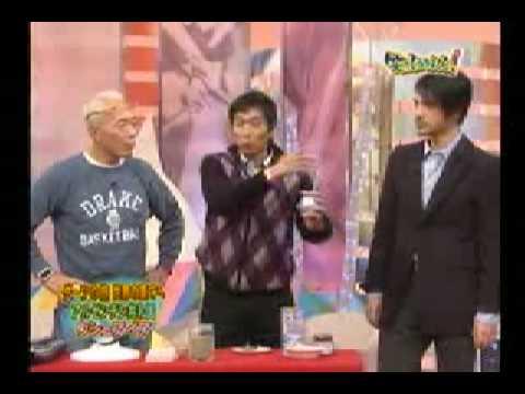 Takeshi Kaneshiro surpise guest Japanese talk show - Part 2