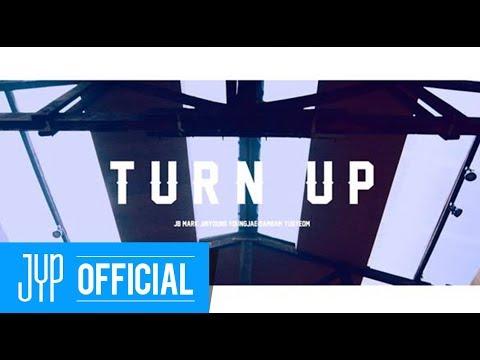 Turn Up (Japanese)